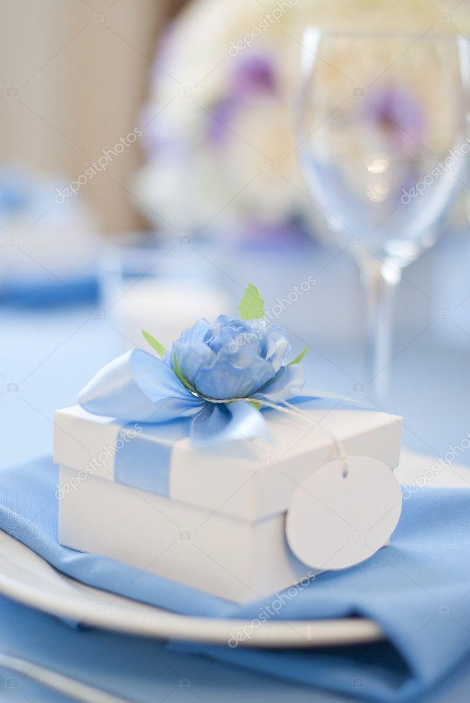 Hochzeitsgeschenk Fur Gaste Stockfoto C Katunya 116153524