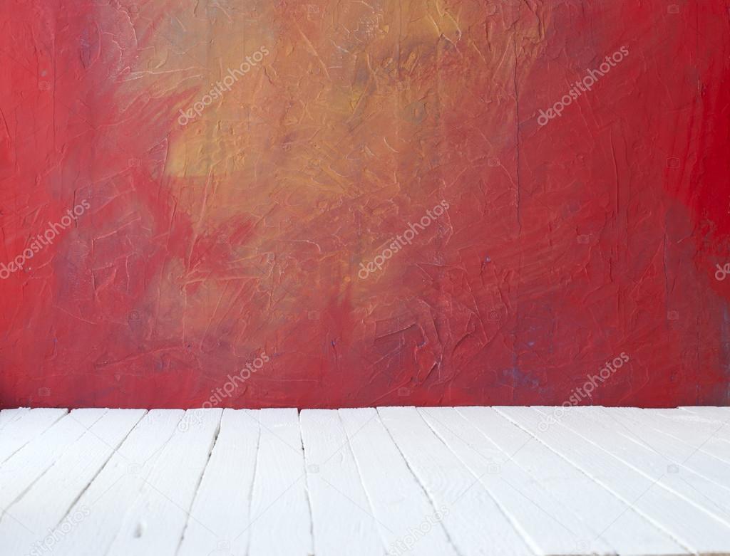 Vider une couleur int rieur de pi ce vintage sans plafond for Peinture pour ciment interieur