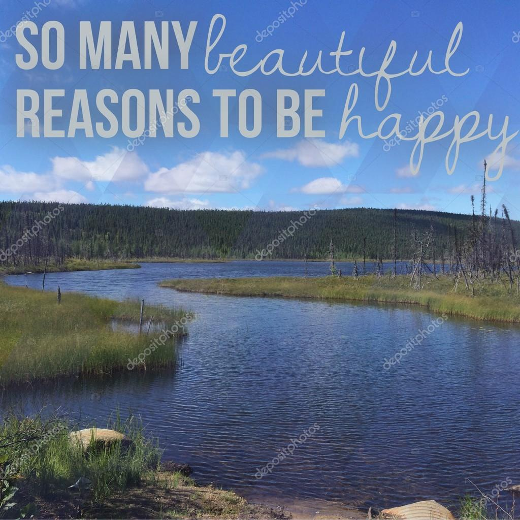 So many beautiful reasons to be happy