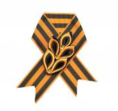 Photo St. George Ribbon - symbol of russian military prowess.