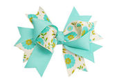 Gift bow.