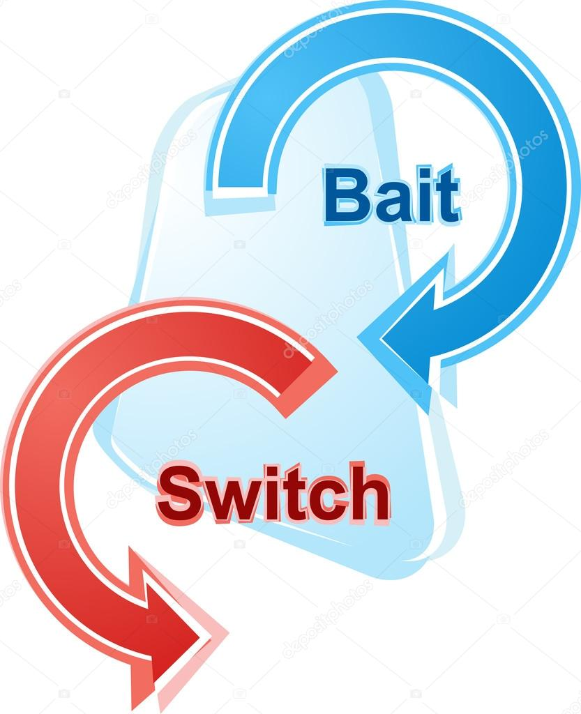 bait and switch dating