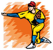 Baseball-Ikone