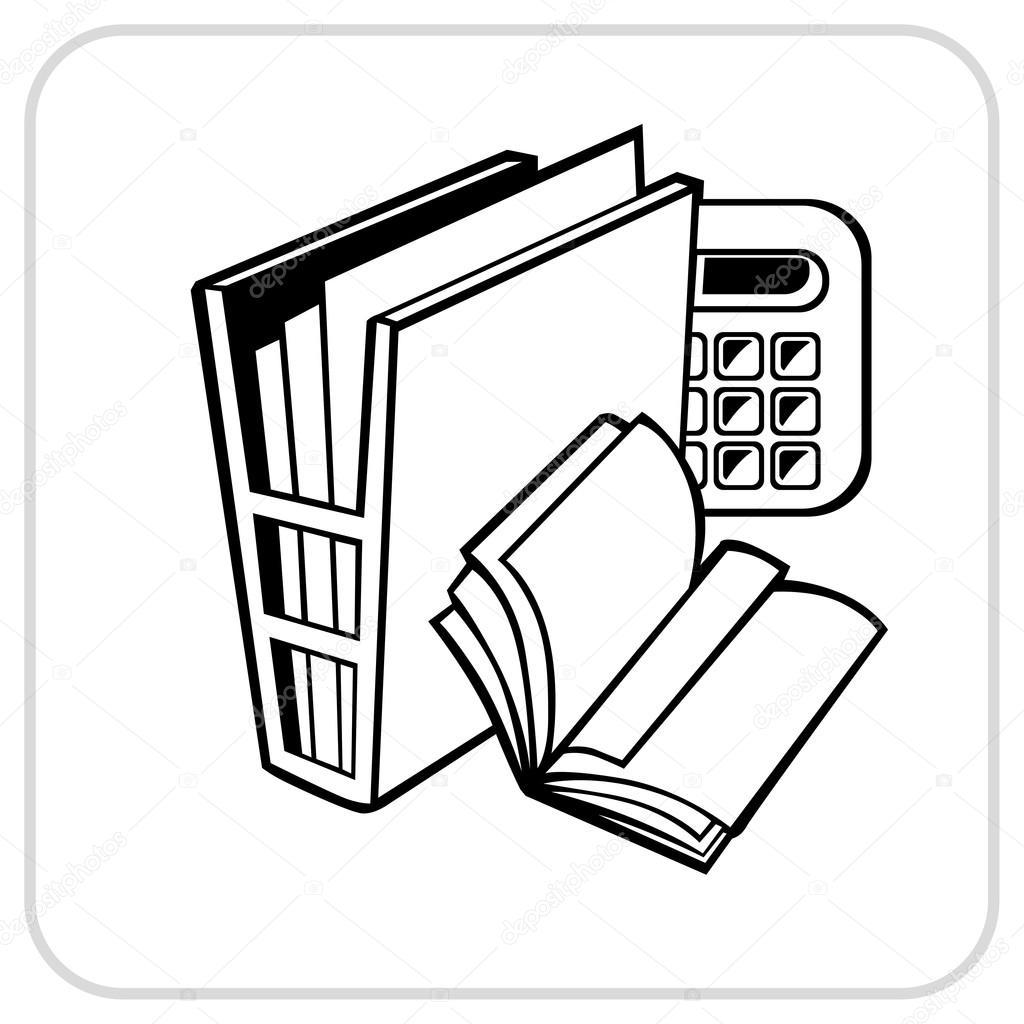 Unternehmen Und Das Buro Symbol Stockvektor C Digital Clipart