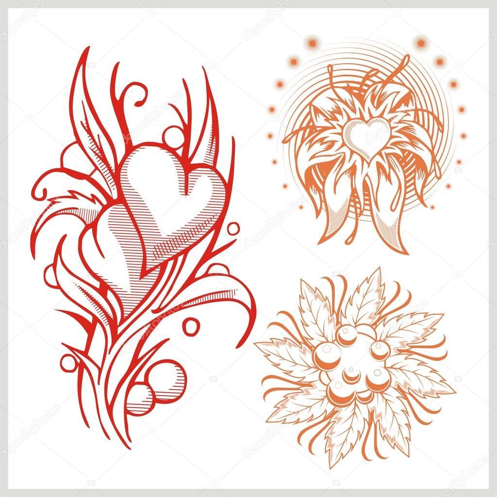 Imágenes Diseño De Flores Para Tatuar Diseño De Flores Para