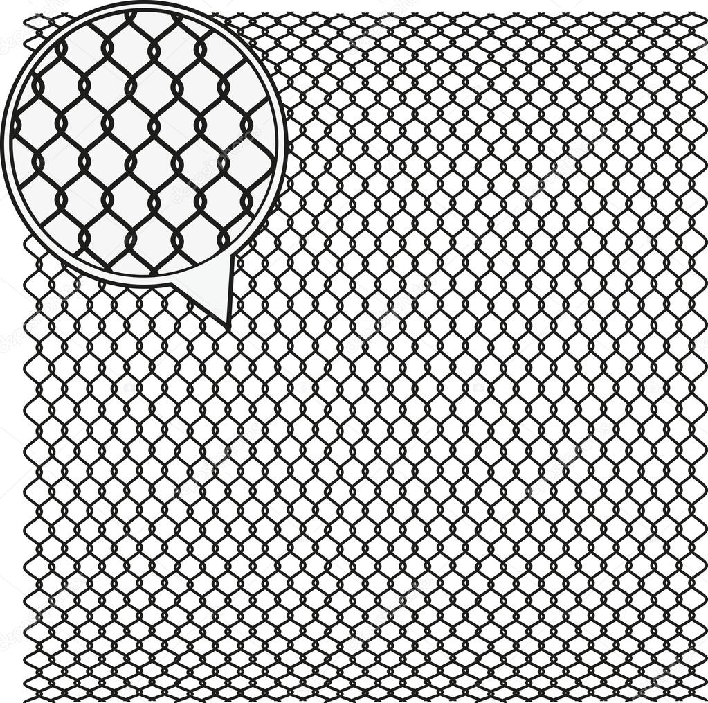 Wire Mesh background. — Stock Vector © Digital-Clipart #89093220