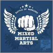 Fényképek Fight club Mma kevert harcművészetek