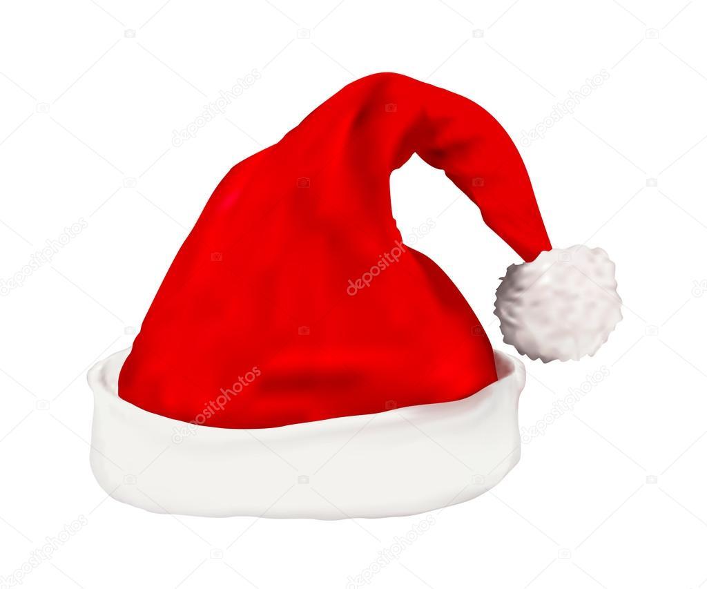 Gorro de Navidad — Vector de stock 266403bb3e1