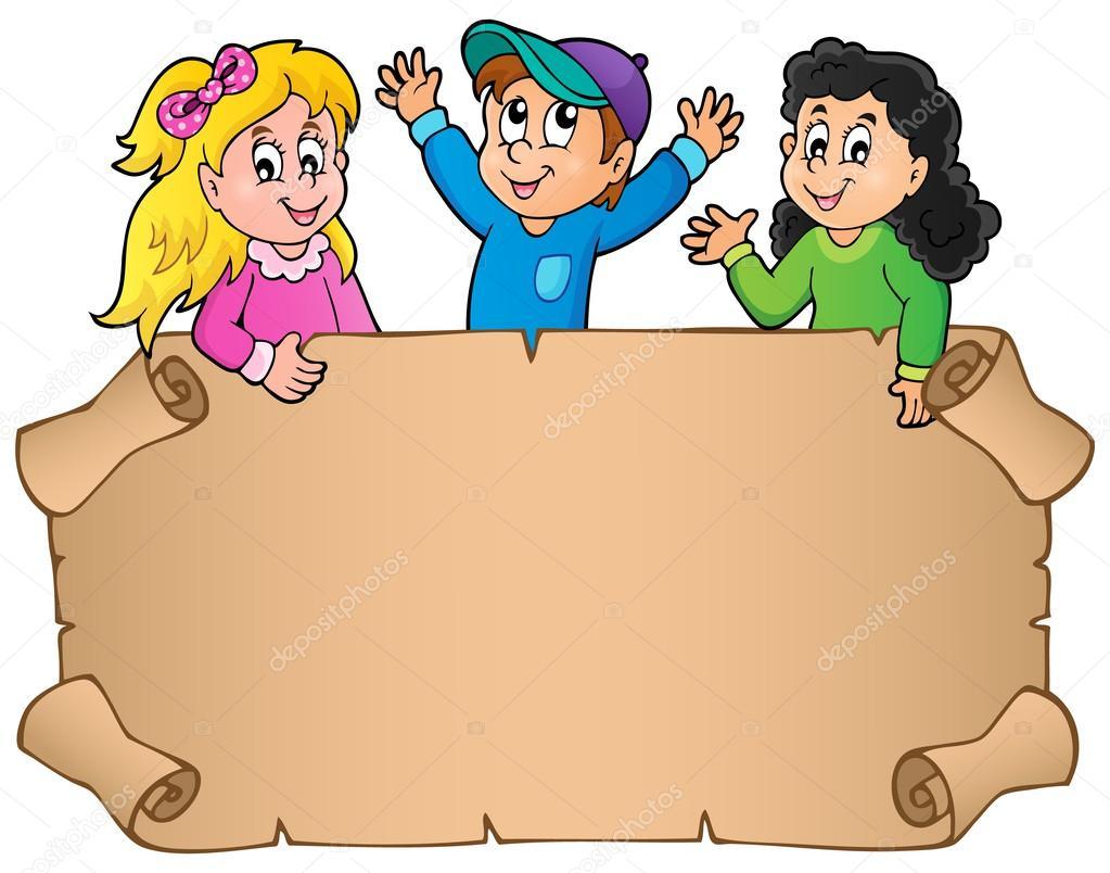 Imágenes: Pergaminos Animados Para Niños
