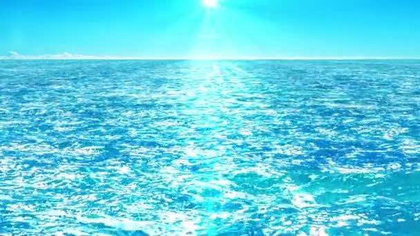 pohybující se nad vodou