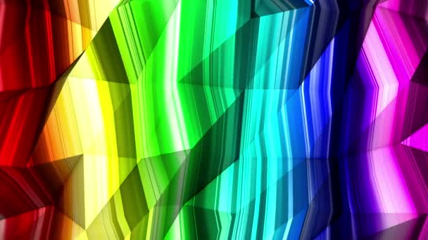 abstraktní pozadí s nepravidelným mozaikování vzorem