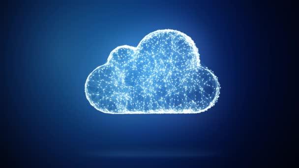Cloud Storage von Punkten eine Linien