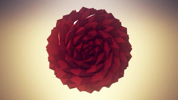 3D Illustration, abstrakte Komposition