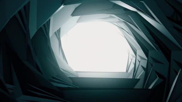 3D obrázek, abstraktní kompozice