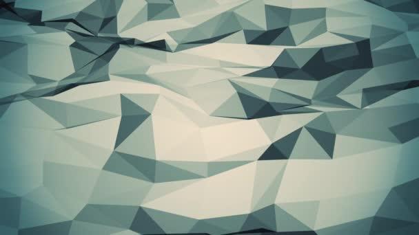 Áramló geometriai háromszögek