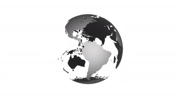Drehkugel des Erdenplaneten