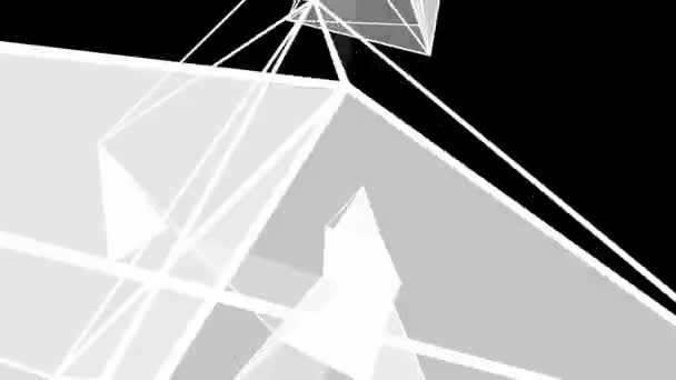 moving geometrical abstraction