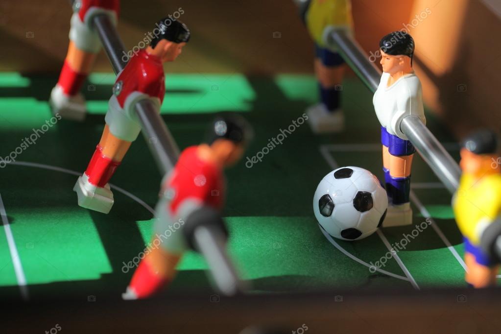Juego De Mesa Futbol Foto De Stock C Olegmalyshev 66475901