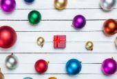 Fotografia Albero di Natale e Gfit giocattoli