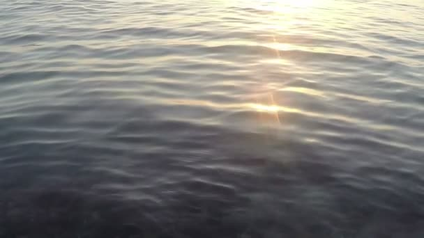 vlna na klidné moře