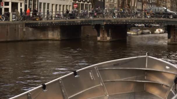 průplav Amsterdam v Nizozemsku
