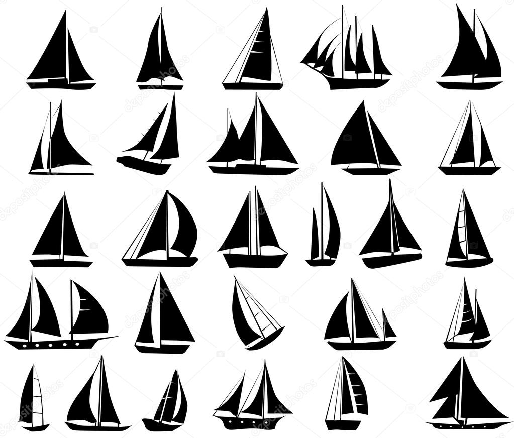 Set di yacht