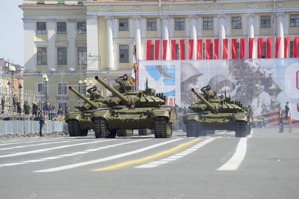 Фотосессия на танках в спб