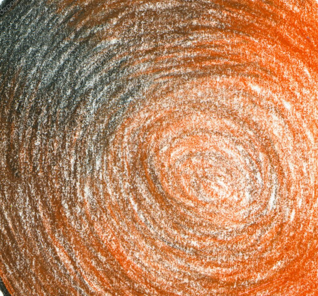 Abstract color pencil scribbles background. Paper texture ...