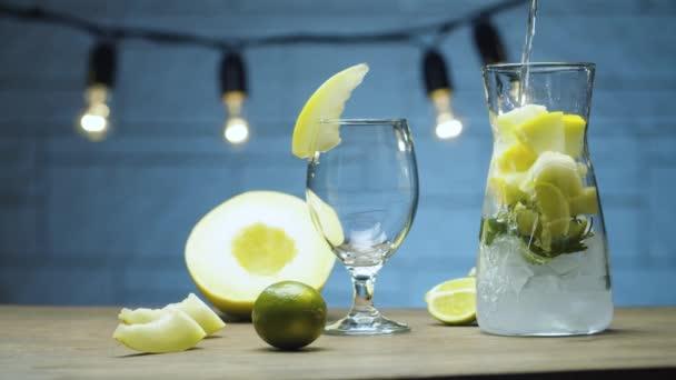 Dinnye limonádé főzés