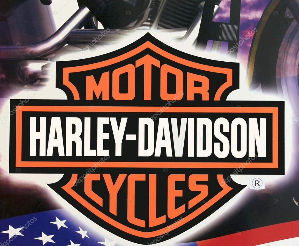 Motorcycle logos 2009 luke van deman -  2009 Luke Van Deman Source Spencer Wisconsin September 21 2017 Harley Davidson Logo Is An American Motorcycle Manufacturer Founded In 1903