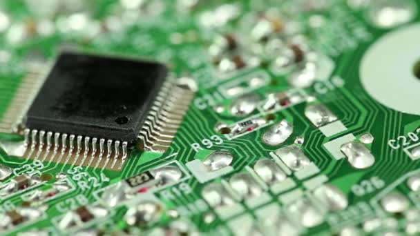 Funkciσinak forgács-val elektronikus alkatrészek