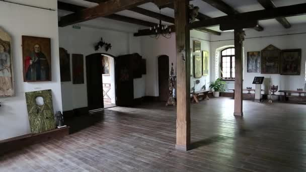 Alten Symbole in Radomysl Burg