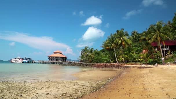 Koh wai island, Thajsko