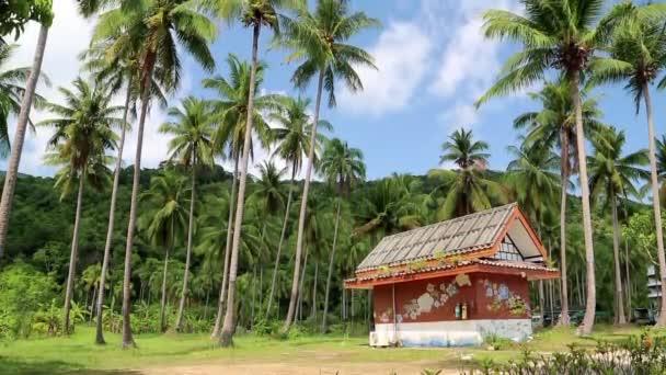 dům na ostrově koh chang