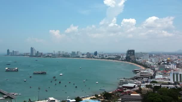 Pattaya Bay, Thaiföld