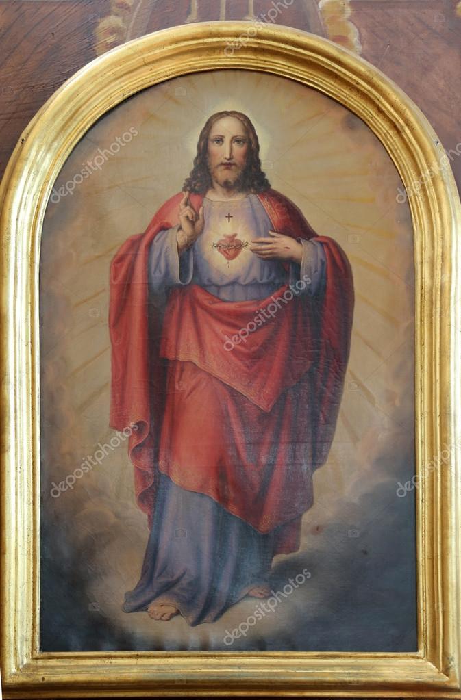 Imágenes Sagrado Corazon De Jesus Para Descargar Sagrado Corazón