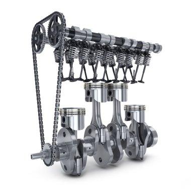 Concept engine car