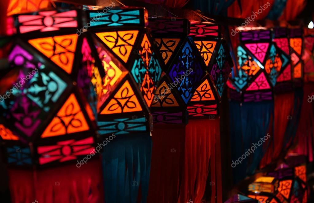 colorful diwali lanterns stock photo thefinalmiracle 89776034
