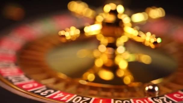 Kolo rulety v kasinu