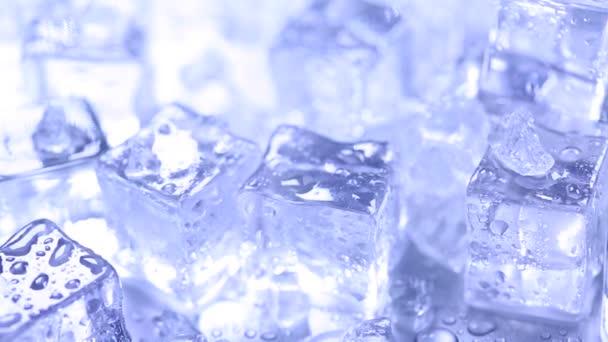 Olvadó jég kocka háttér