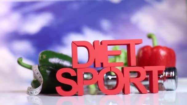 Čerstvé ovoce a zelenina, Fitness koncept
