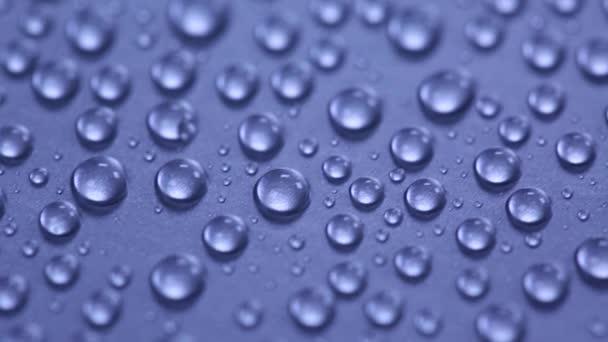 Skupina kapky vody