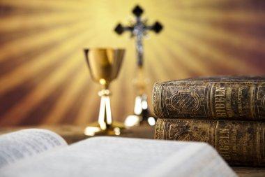 Christian holy communion.