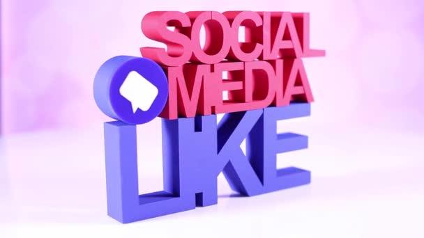 a szociális média internetes koncepció