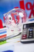 Fényképek Pénzügy pénzügyi szimbólumokat koncepció