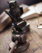 tema di diritto, martello del giudice