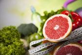 Fitness élelmiszer, táplálkozás, a növényi összetétele