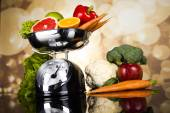Fotografie Diet and fitness, vitamin concept
