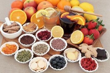 Super food For Colds and Flu
