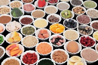 Health Food Selection